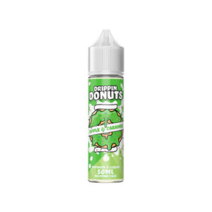 apple and caramel donut e liquid