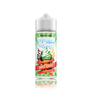 ice cream king mint chocolate chip e liquid